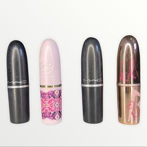 MAC Cosmetics LipStick Bundle!